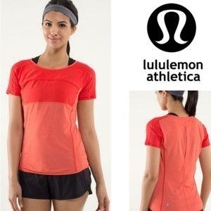 Lululemon Shortsleeved Shirt